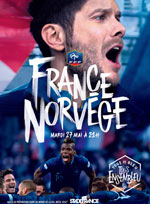 FRANCE / NORVEGE MATCH INTERNATIONAL - after work - Football  - CityZens