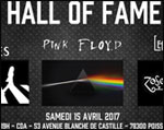 HALL OF FAME - PINK FLOYD THE BEATLES & LED ZEPPELIN carrefour