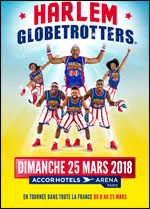 HARLEM GLOBETROTTERS  - after work - Basketball  - CityZens
