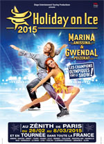 HOLIDAY ON ICE 2015