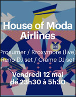 HOUSE OF MODA AIRLINES