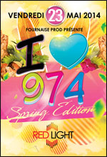 I LOVE 974 SPRING EDITION  carrefour