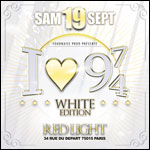 I LOVE 974 WHITE EDITION  carrefour