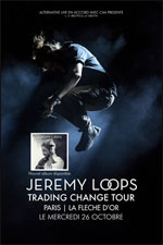 JEREMY LOOPS + INVITE  carrefour