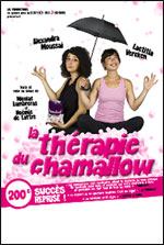 LA THERAPIE DU CHAMALLOW  carrefour