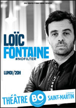 LOIC FONTAINE NO FILTER