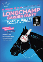 LONGCHAMP GARDEN PARTY JUDDMONTE GRAND PRIX DE PARIS