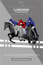LONGINES MASTERS OF PARIS SESSION JEUDI JOURNEE