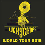 LUCKY CHOPS  - Concert Paris
