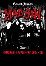 MAD SIN + GUESTS carrefour