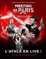 MEETING DE PARIS INDOOR