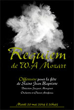 MOZART - REQUIEM & INTER NATOS MULIERUM carrefour