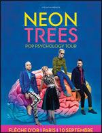 NEON TREES  carrefour