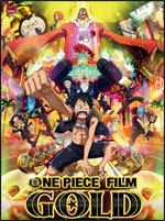 ONE PIECE GOLD En Grand Large - VOST
