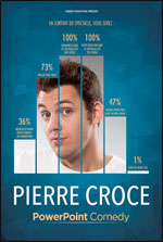 PIERRE CROCE Powerpoint Comedy