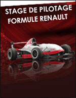 PILOTAGE FORMULE RENAULT LFG Cascadevents - after work - Stage sportif Sport mécanique  - CityZens