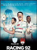 RACING 92 / LOU RUGBY RUGBY TOP 14
