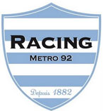 RACING METRO 92 / US OYONNAX RUGBY RUGBY TOP 14