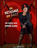 SOPHIA ALVES -UN METISSAGE QUI JAZZ