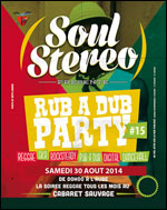 SOUL STEREO RUB A DUB PARTY 15 ALL NIGHT LONG carrefour