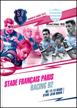 STADE FRANCAIS PARIS / RACING 92 RUGBY TOP 14
