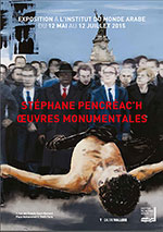 STEPHANE PENCREAC'H OEUVRES MONUMENTALES carrefour
