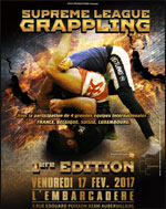 SUPREME LEAGUE GRAPPLING 1E EDITION