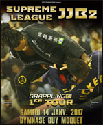 SUPREME LEAGUE JJB 2 1ER TOUR