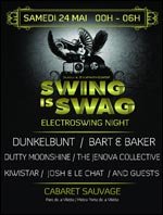 SWING IS SWAG  carrefour