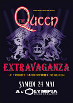 THE QUEEN EXTRAVAGANZA  carrefour