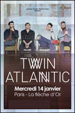 TWIN ATLANTIC  carrefour