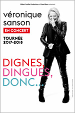 VERONIQUE SANSON DIGNES, DINGUES, DONC... carrefour