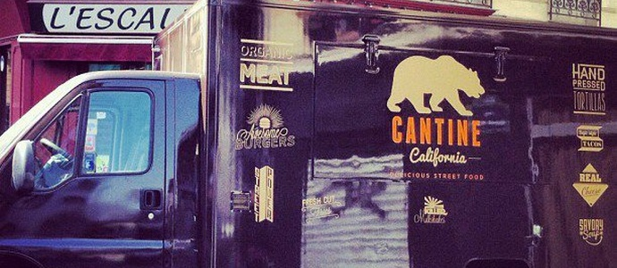 Cantine California - Foodtruck Paris
