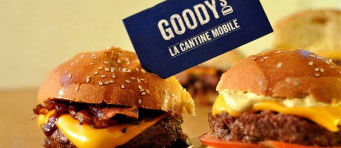 Goody's - Foodtruck Paris