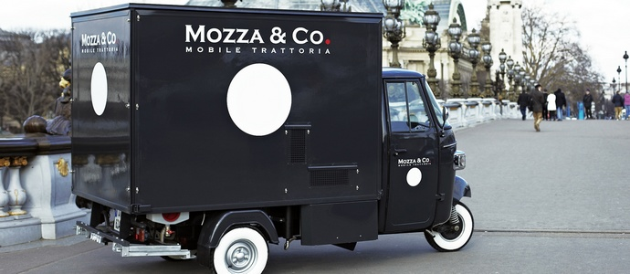 Mozza & Co - Food Truck Paris
