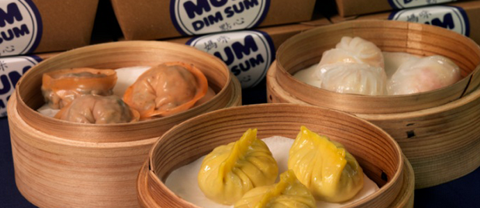 Mum Dim Sum - Food Truck Paris