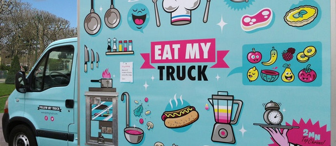 eat my truck - Fodd Truck Paris