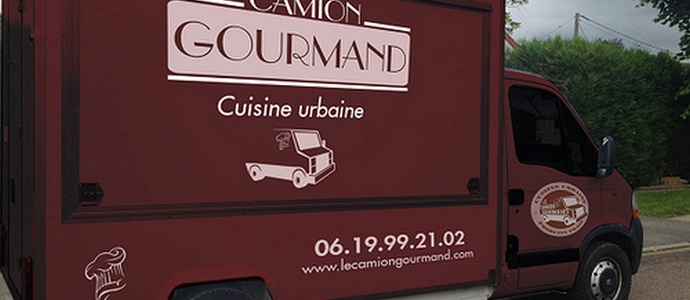 Le Camion gourmand - Foodtruck Paris