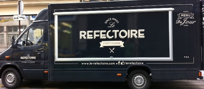 Le Refectoire - Foodtruck Paris