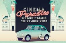 Cinema Paradiso, Drive-In au Grand palais - Loisirs / Sorties - CityZens