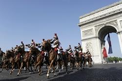 D�fil� Militaire des Champs-Elys�es 14 Juillet 2014