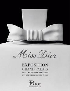Exposition Miss Dior au Grand Palais - Culture - CityZens