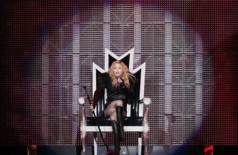 Le concert de Madonna à l'Olympia en direct sur YouTube
