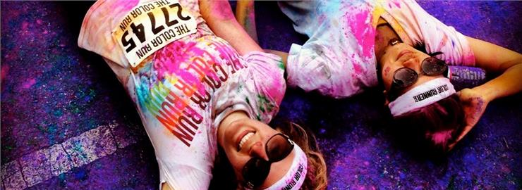 The Color Run, la course haute en couleurs