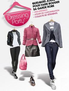 Un vide dressing géants organisés à Paris - Shopping - CityZens