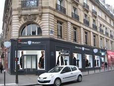 Une boutique Racing Rugby ouvre demain à Paris - Shopping - CityZens