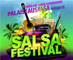 Vibrez Salsa avec PalaiseauSalsa !