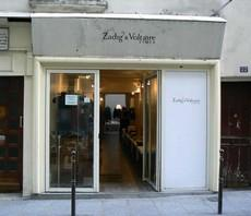 Magasin Zadig et Voltaire Stock Paris