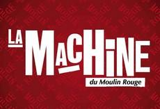 Salle - La Machine du Moulin Rouge