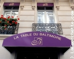 La Table du Baltimore